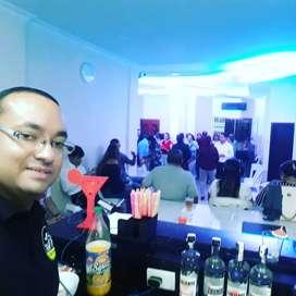 Servicio de bartender