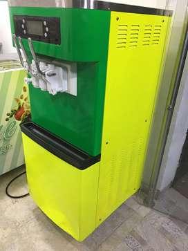 Máquina para helado suave