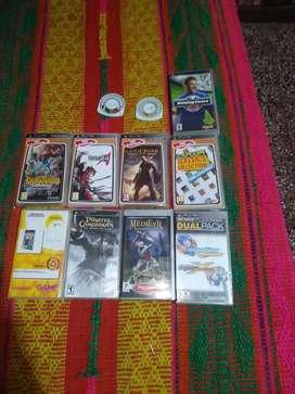 Lote Juegos PSP