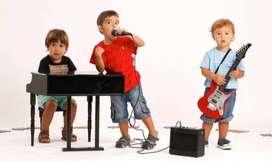 curso integral de iniciación musical para niños