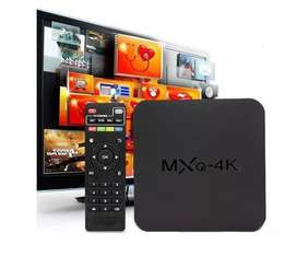 Tv Box (Convertidor A SmartTv Android 10.1)