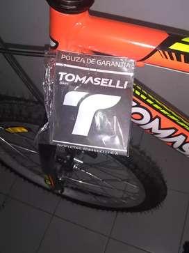 Bicicleta kids, Tomaselli R20