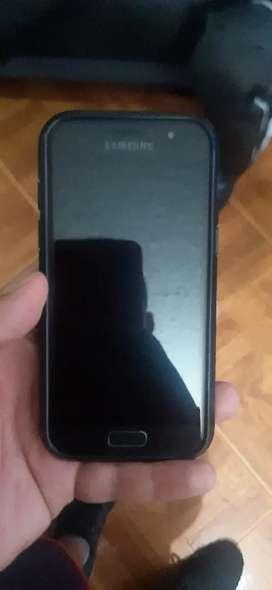 Se vende celular A3 para repuestos