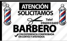 Barbero responsable