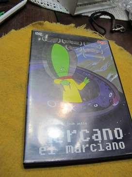 Mercano el marciano - DVD 2002 - Juan Antín