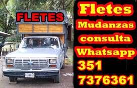 FLETES-MUDANZAS