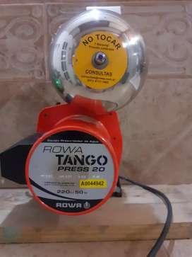 VENDO BOMBA ROWA TANGO PRESS 20