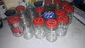 Frascos de mermelada $10 c/u