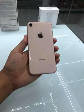 Iphone 8 oro rosa te recibimos tu iphone como parte de pago