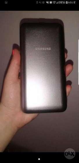 Cargador Carcasa Samsung S6 Plus