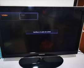TV Samsung modelo UN32C4000P