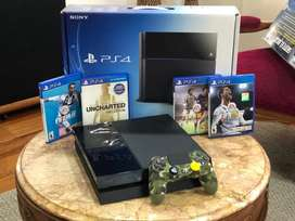 Ps4 Playstation excelente estado