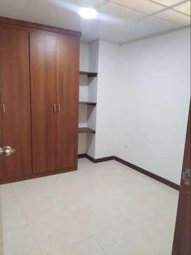 Apartamento renovado en arriendo