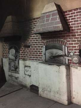 Alquilo cuadra de panadería con horno a leña