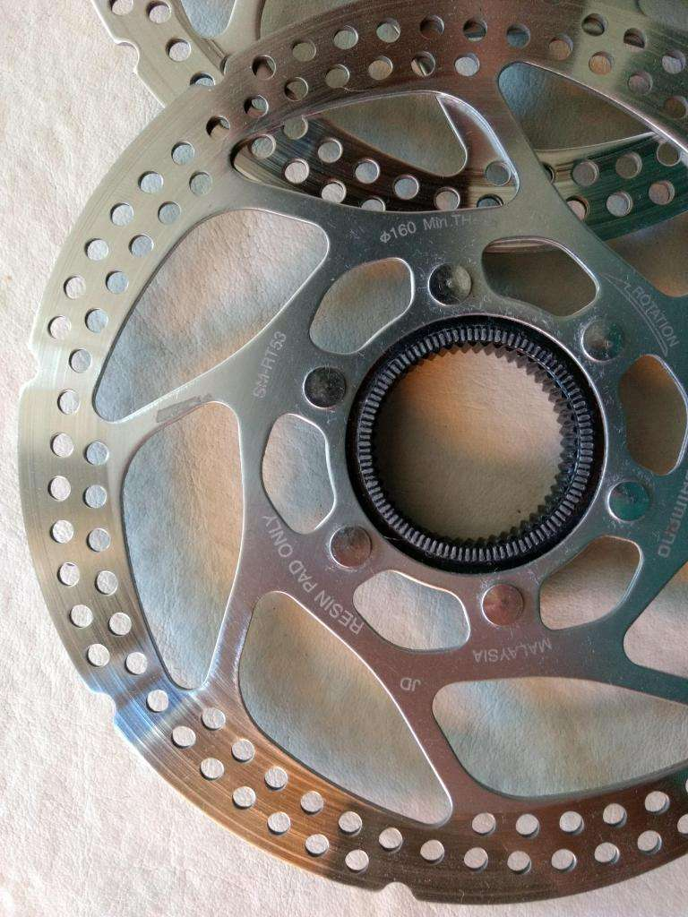 Rotor  Shimano 160mm Centerlock 0