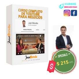 Youtube Para Negocios - Juan Merodio