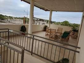 Habitaciones de alquiler en San Pablo ruta del Spondylus. con parqueo.
