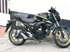 Se vende moto gixxer modelo 2020 como nueva