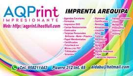 Imprenta AQPrint Arequipa (imprenta, imprentas - arequipa)