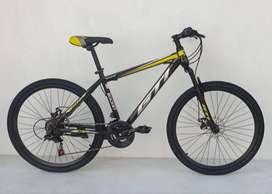 """Bicicleta GTI Rocket 26"""""""