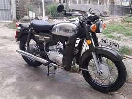 YAMAHA YB 125 DEL AÑO 78 JAPONESA