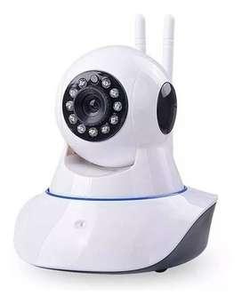 Camara Robotica IP inteligente con sensor de movimiento