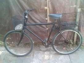 Vendo bicicleta todoterreno de paseo