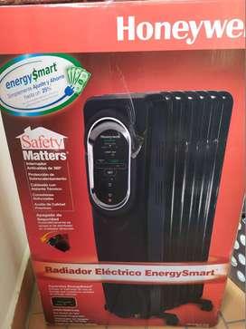 Se vende Radiador Electrico Para Habitacion Honeywell Hz789