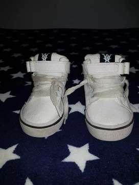 Zapatillas num 17