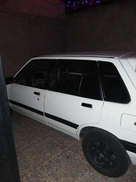 Se vende Chevrolet sprint modelo 1998 inyeccion