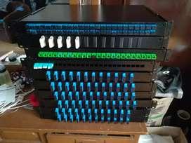 fibra optica de 24 36 48 ODFS SC UPC APC LC
