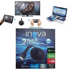 Chromecast 2 Core Rk3036 Inova