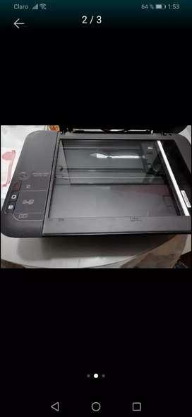 Se vende impresora marca hp