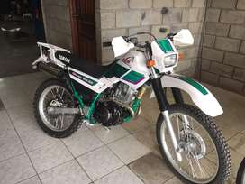 YAMAHA SEROW 225 japon