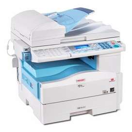 venta fotocopiadora ricoh mp 201 dos bandejas