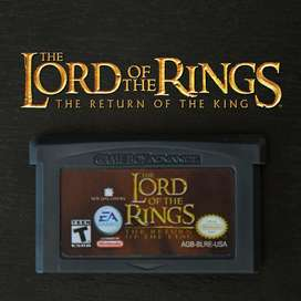 Juego LORD OF THE RINGS - THE RETURN OF THE KING para Nintendo Game Boy Advance