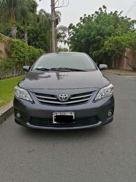 Toyota Corolla GLI año 2014 Mecánico