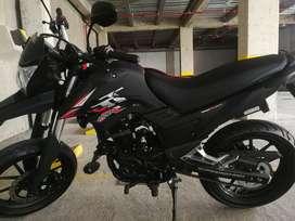 AKT TTX 200 modelo 2020 nueva
