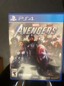 Avengers - Juego PS4