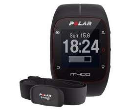 Reloj Polar M400 Running-Ciclismo Sumergible M430 Banda Sensor