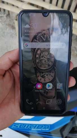 Vendo o cambion Samsung A50 de 128 GB semi nuevo con caja