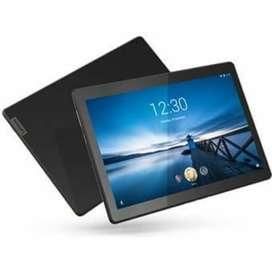 *Tablet Lenovo M10 HD Negra / 1 Año de Garantía, Nueva*