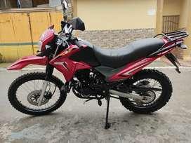 Moto Ranger gy-2 200 seminueva