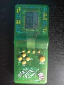 Vendo Permuto Atari Brick Game Tetris