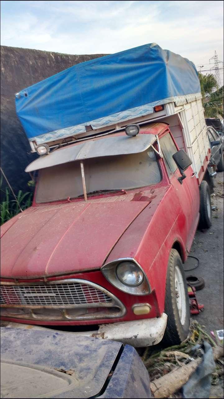 Hermosa camioneta Rastrojero 0