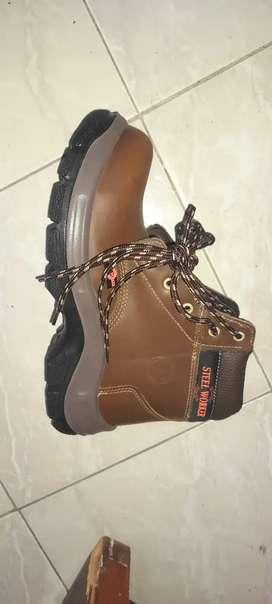 Venta botas steel worker