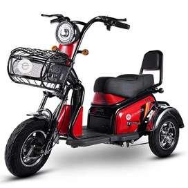 Scooters Tricar 3 ruedas Silla eléctrica electrico
