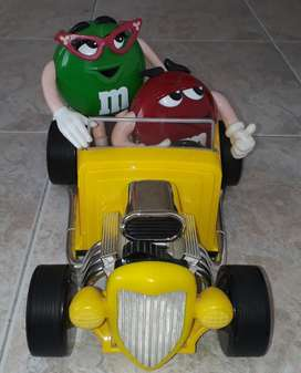 Dispenser M&m Car