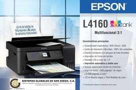 impresora epson  L4160 usada