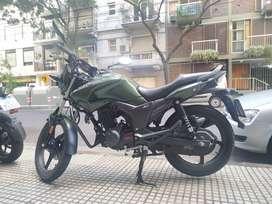 MOTO HERO HUNK 150CC I3S 2019